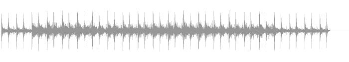 audio waveform